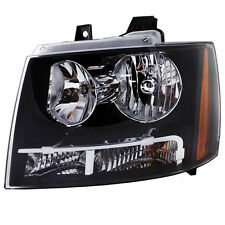 2007-2013 CHEVY AVALANCHE HEADLIGHT LAMP LEFT DRIVER SIDE