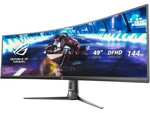 """ASUS ROG Strix XG49VQ 49"""" Super Ultra-Wide HDR Curved Gaming Monitor - 32:9 (384"""