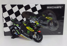 MINICHAMPS POL ESPARGARO 1/12 MODELLINO YAMAHA M1 TECH 3 MONSTER MOTOGP 2016 NEW