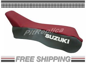 [R] SUZUKI DR125SE DR125 SE SADDLE SEAT COVER [SOOTS]