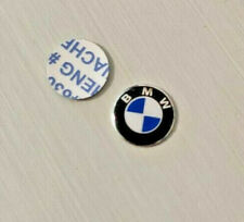 2x Telecomando BMW chiave emblema distintivo logo adesivo 11mm