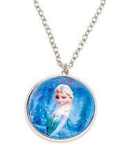 Joy Toy 755702 Disney Frozen Elsa Design with Half Snow Globe Pendant Necklac...