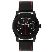 Austere Titan Men's Watch (TT-0202R)