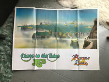 More details for a1 roger dean yes close to edge poster family tree nice