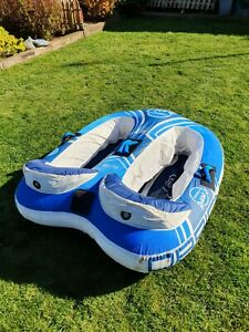 Watersports inflatable towable