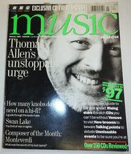 BBC Music Magazine Thomas Allen's Urge January 1997 032515R2