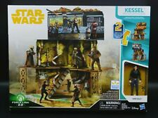 SOLO KESSEL MINE ESCAPE Playset (Walmart Exclusive) with Han Solo Figure!!