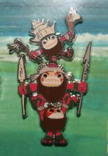 Disney Moana Booster Kakamora Pin Only with Portion of Back Card 100% Authentic