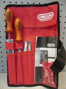 """Oregon Chainsaw Sharpening Kit Suitable For Stihl 3/8""""  5/32"""" 4mm File"""