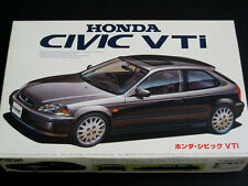 1/24 Japan Fujimi Honda EK9 Civic VTi Plastic Model Kit