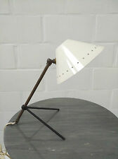 FIRST EDITION EARLY 1950s PINOCCHIO TABLE LAMP LAMPE SCONCE H BUSQUET HALA ZEIST