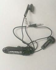 NEW OEM HTC Stereo Headset EVO 3D Shift Sensation 4G HD2 Inspire Aria w/ Remote
