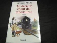 Georges FLEURY: le dernier chant des dinosaures. ENVOI
