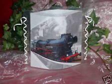Tischlicht/Windlicht Eisenbahn/Lok
