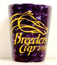2000 - Breeder's Cup @ Churchill Downs Marbled Jigger in MINT Condition