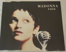 MADONNA Rain VERY RARE original early 1990s CD single