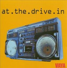 """Vaya 10"""" by At the Drive-In Limited Edition White Vinyl SEALED The Mars Volta"""