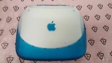 Apple iBook Blue - PPC G3 300Mhz - 6GB HDD - 64MB RAM - Bad battery - M2453 -