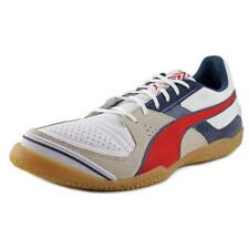 PUMA 100% Leather Upper Shoes for Men