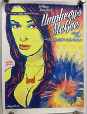 Umphrey's McGee - Concert Limited Signed Poster 18x24 Art Print The Fillmore FL