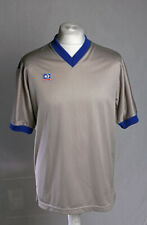 Vintage Converse T-Shirt Grey Blue Made In UK Size L-XL Rare VGC!