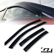 For 2004-2008 Acura Tl Sun/Rain Guard Tint Vent Shade Deflector Window Visors 4P
