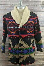 VTG Pendleton High Grade Western Wear Mens Jacket Aztec Indian Blanket Size XL