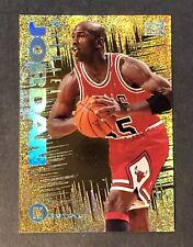 1995-96 Skybox NTense Gold Michael Jordan #3 SHARP - Chicago Bulls