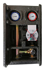 Pumpengruppe für Zentralheizung mit Dreiwegemischer ohne Pumpe