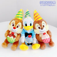 donald squirrel cake stuffed plush doll dolls toy soft gift kids gift gifts new