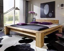 Betten & Wasserbetten aus Massivholz mit 200cm x 210cm