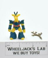 Battle Beasts Rubberneck Giraffe #18 100% Complete Action Figure Vintage 1986
