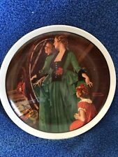 Mother's Day 1984 Grandma's Courting Dress Norman Rockwell Collector's Plate
