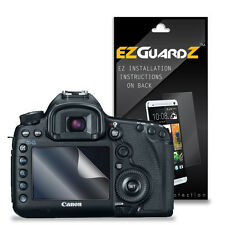 5X EZguardz Screen Protector Skin Cover Shield 5X For Canon 5D Mark III (Clear)