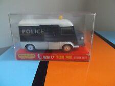 MINIALUXE 1/43 CITROEN H POLICE