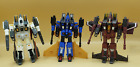 2007-2010 Hasbro Transformers CHUG Coneheads Ramjet, Dirge, & Thrust