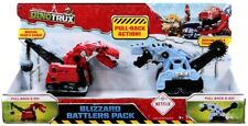 Dinotrux Blizzard Battlers 00004000  Motorized Pull Back 2-Pack [Ty Rux & D-Structs]