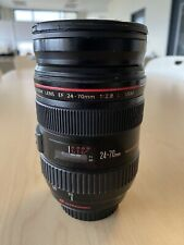 GREAT USED CONDITION! - Canon EF 24-70mm f/2.8L USM Telephoto Lens (8014A002)