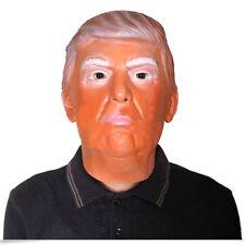 Halloween Donald Trump Latex Mask Overhead Funny Republican Party The Apprentice