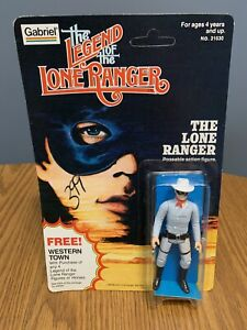 Legend of the Lone Ranger LONE RANGER Action Figure from Gabriel