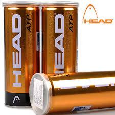 HEAD ATP TENNIS BALL (3 X 3 BALLS)