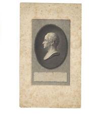 Originaldrucke (bis 1800) aus Europa mit Porträt & Persönlichkeiten