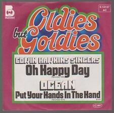 "7"" Edwin Hawkins Singers Oh Happy Day / Ocean Put Your Hands In The Hand"