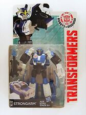 Hasbro Transformers Robots in Disguise Warrior Class Strongarm Statuetta