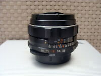 """Asahi Pentax - Pentax Super Takumar 1:3.5/35mm """"sehr guter Zustand""""- RAR!"""
