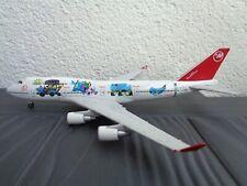 ***  Boeing 747-451 Northwest Worldplane / Gemini Jets  / 1:400 ***