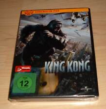 DVD King Kong - Peter Jackson - Jack Black - Naomi Watts - Film Neu OVP