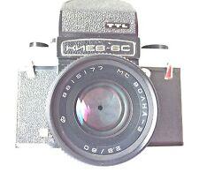 Kiev-60 TTL + MC Volna-3 2.8/80 lens medium format 6x6 film camera