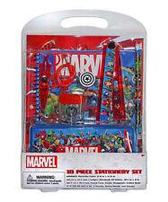 Marvel 10 Piece Stationery Set Kids New Age 3+