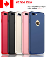 Ultra Thin Slim Silicone TPU Soft Case Cover For iPhone 6 / S Models